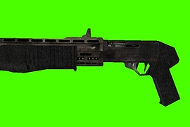 HL2 Shotgun SPAS-12 CM OF